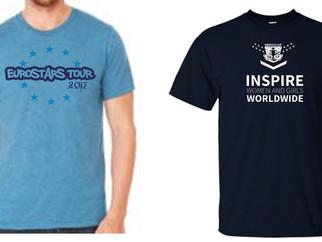 Tee Shirt Winner and IndieGoGo perks!