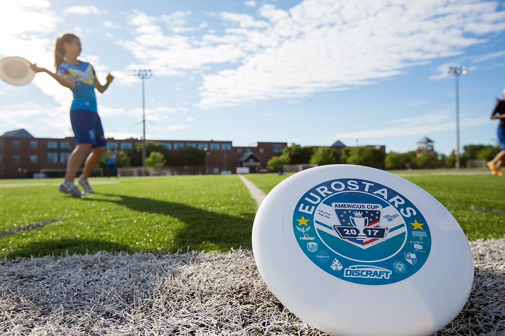 A sunny start in Boston. Photo by Paul Rutherford for Ulti Photos.