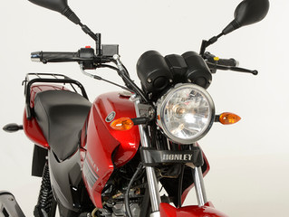 Honley HD1 125cc Just £1699 OTR
