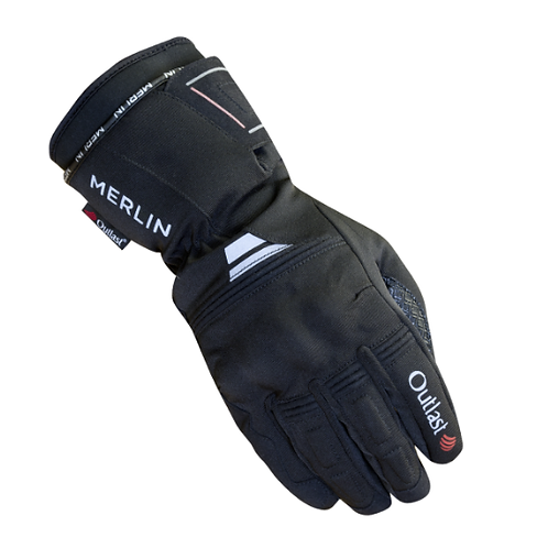 MERLIN TITAN OUTLAST GLOVE BLACK