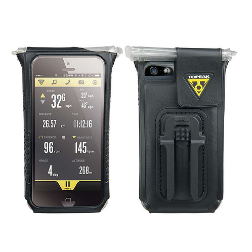 Topeak Smartphone drybag with iPhone 5 / 5s / 5c