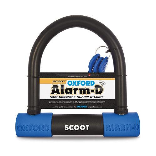 OXFORD Alarm-D Scoot (200mmL x 196mmW x 16mm)