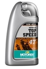 Motorex Top Speed 4T 4L 10W40