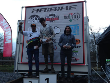 David Black wins first E-Bike Enduro