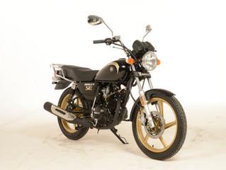 The New Honley HD3 SE 125cc
