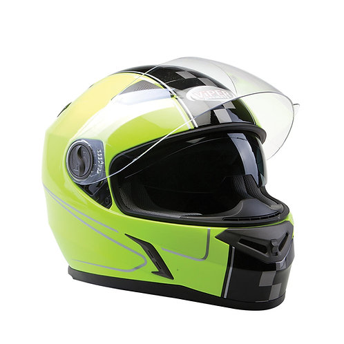 Viper RSV9 Speed / Solid Black/Yellow