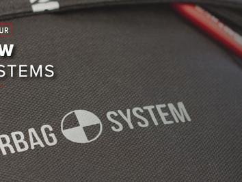 EARNSHAWS OFFICIAL STOCKIST OF MERLIN AIR BAGS!