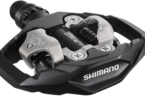 SHIAMNO PD-M530 MTB SPD trail pedals - two-sided mechanism