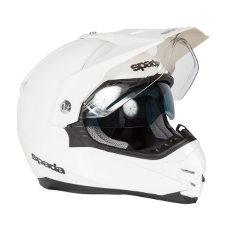SPADA Intrepid Pearl White