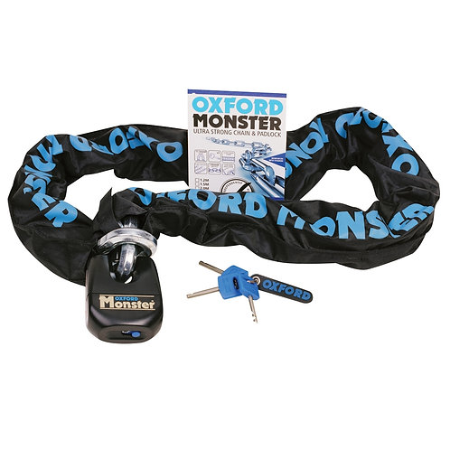 OXFORD Oxford Monster Chain & Padlock