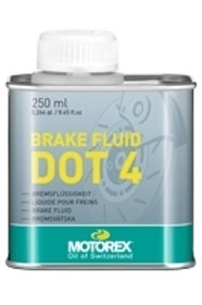Motorex Dot 4 Brake Fluid 250mL