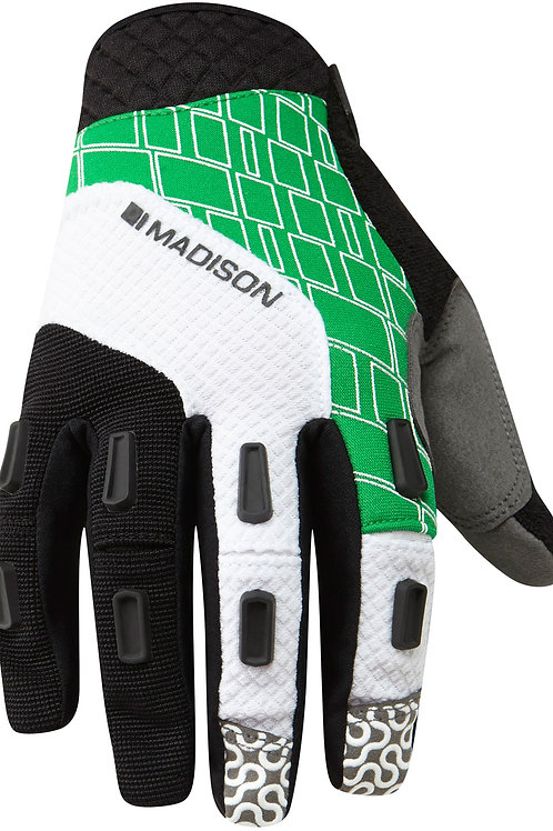 Madison Zenith men's gloves Green