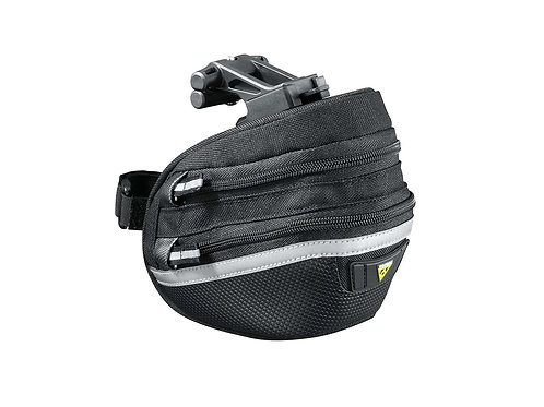 Topeak Wedge Bag 2 (Clip On)  Saddle Bag