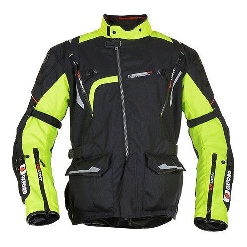 Oxford Montreal Textile Jacket Fluo