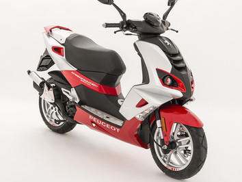 Peugeot Speedfight 4 50cc (20th Aniversary) - ONLY 30 in the UK