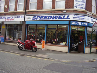 Speedwell New Honley Motorcycles Stockist !!