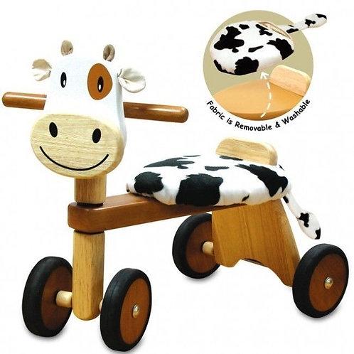 Calffy Paddie Rider, Wooden trike