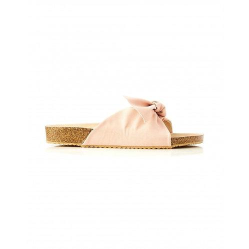 Somerset Bow Slide Pink