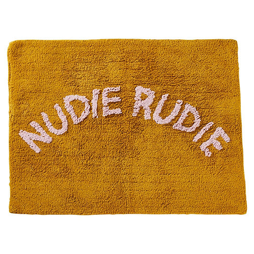 Tula Nudie Bath Mat In Pear - Sage & Clare
