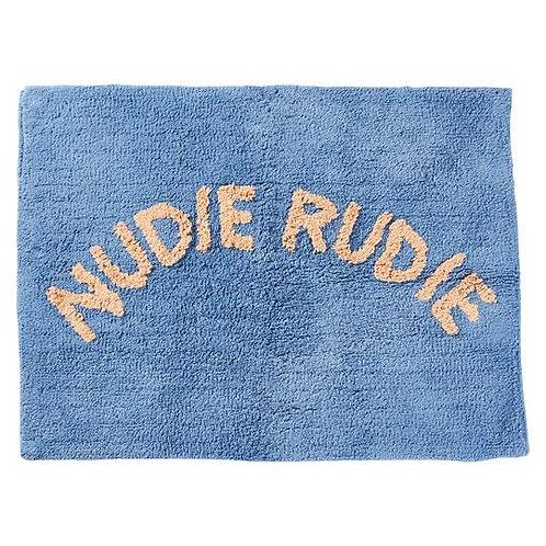 Sage & Clare Tula Nudie Bath Mat Cornflower