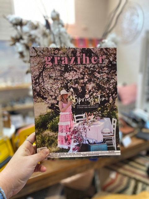 Grazier Magazine