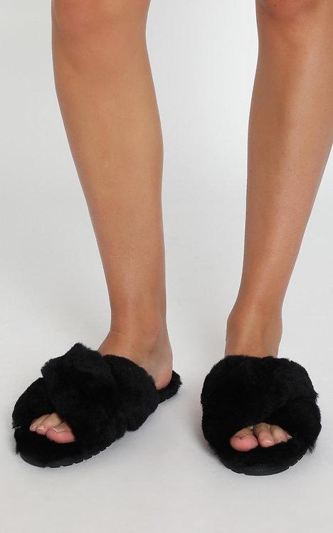 Mayberry Frost Australian sheepskin Slippers