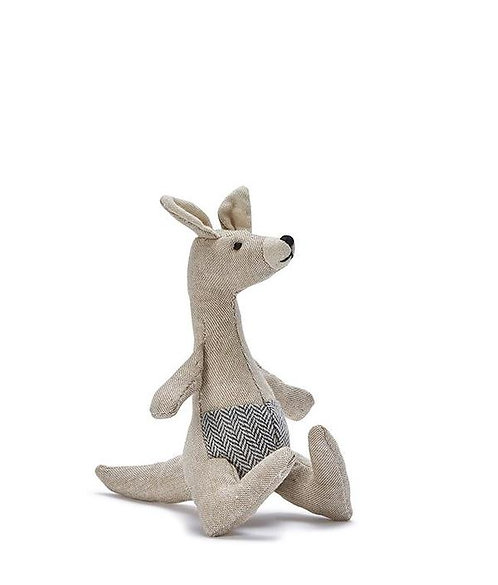 Mini Kylie Kangaroo Rattle
