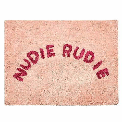 Tula Nudie Bath Mat Blush
