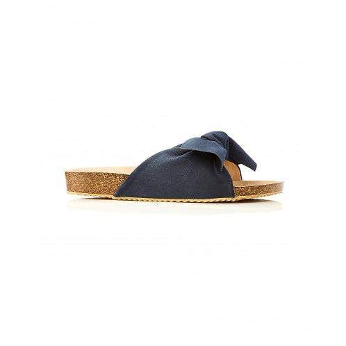 Somerset Bow Slide Navy