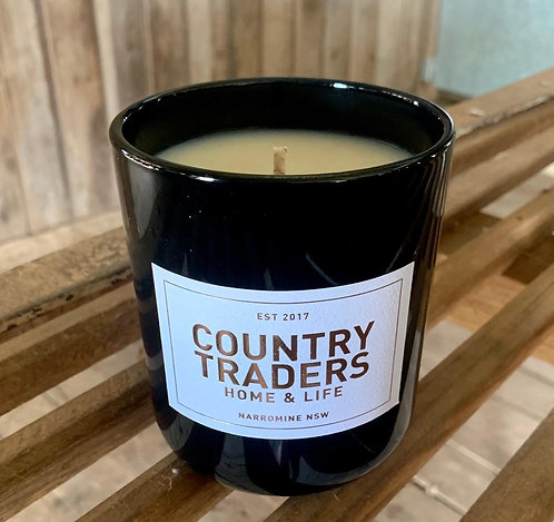 Country Traders Soy Candle-LOTUS