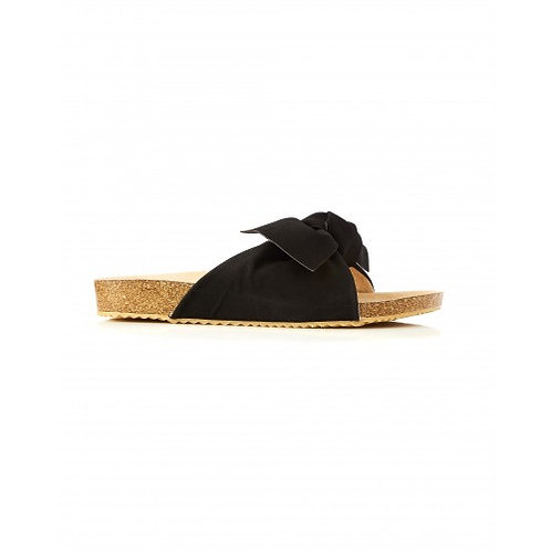 Somerset Bow Slide Black