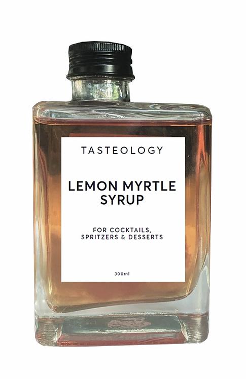 Lemon Myrtle Syrup