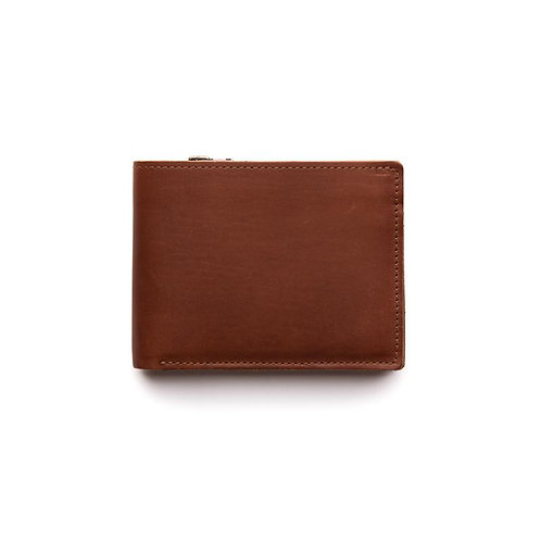 Billy Wallet- Tan
