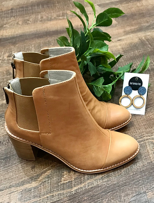 Nude Ally Tan Boot