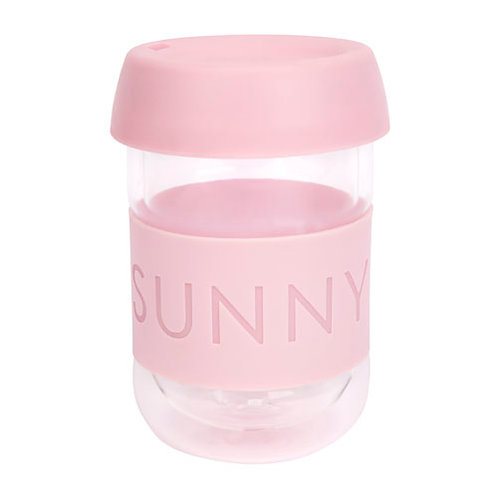 Eco Coffee Cup- Pink