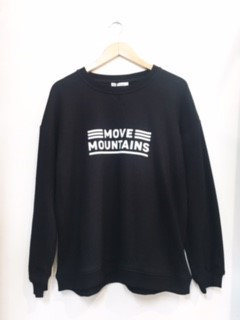Brave + True Sweatshirt Black