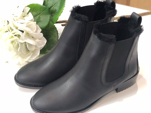 Ellin Leather Boots