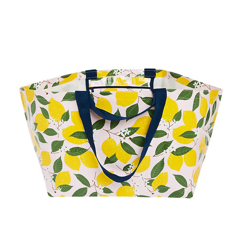 Lemon Oversized Tote