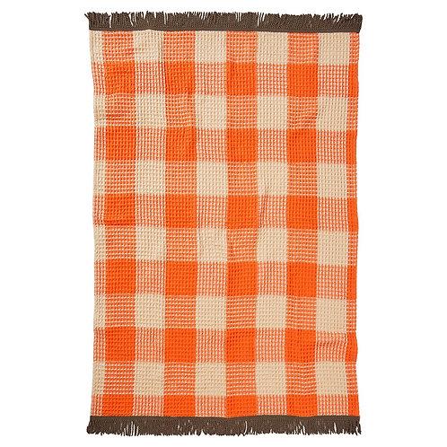 Twiggy  Bath Sheet Tangerine
