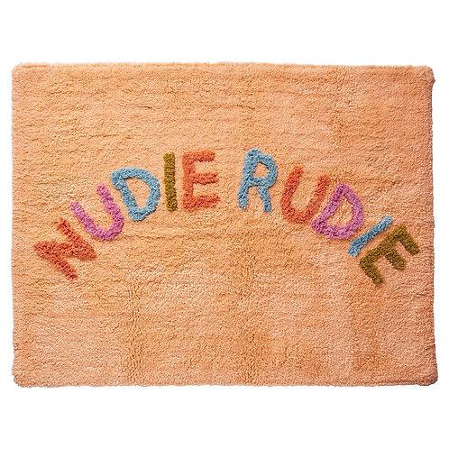 Sage & Clare Tula Nudie Bath Mat Tigre