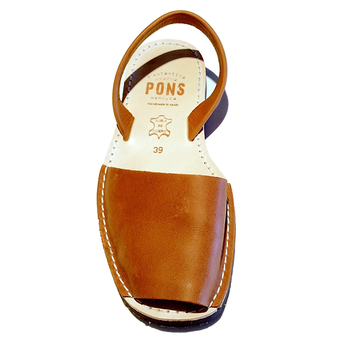 Leather TAN - PONS