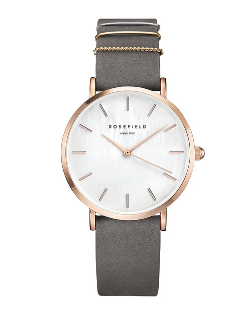 The West Village Watch - Grey