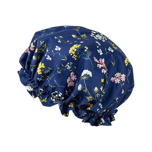Vintage Blooms Shower Cap