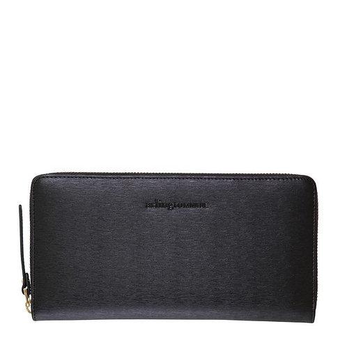 Arlington Milne Large Wallet Black