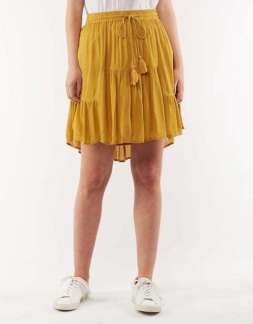Foxwood Noble Skirt Mustard