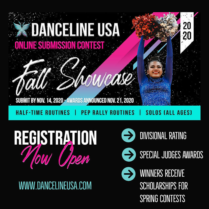 Fall Showcase: Online Submission Contest