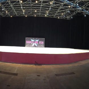 Spacious Stage