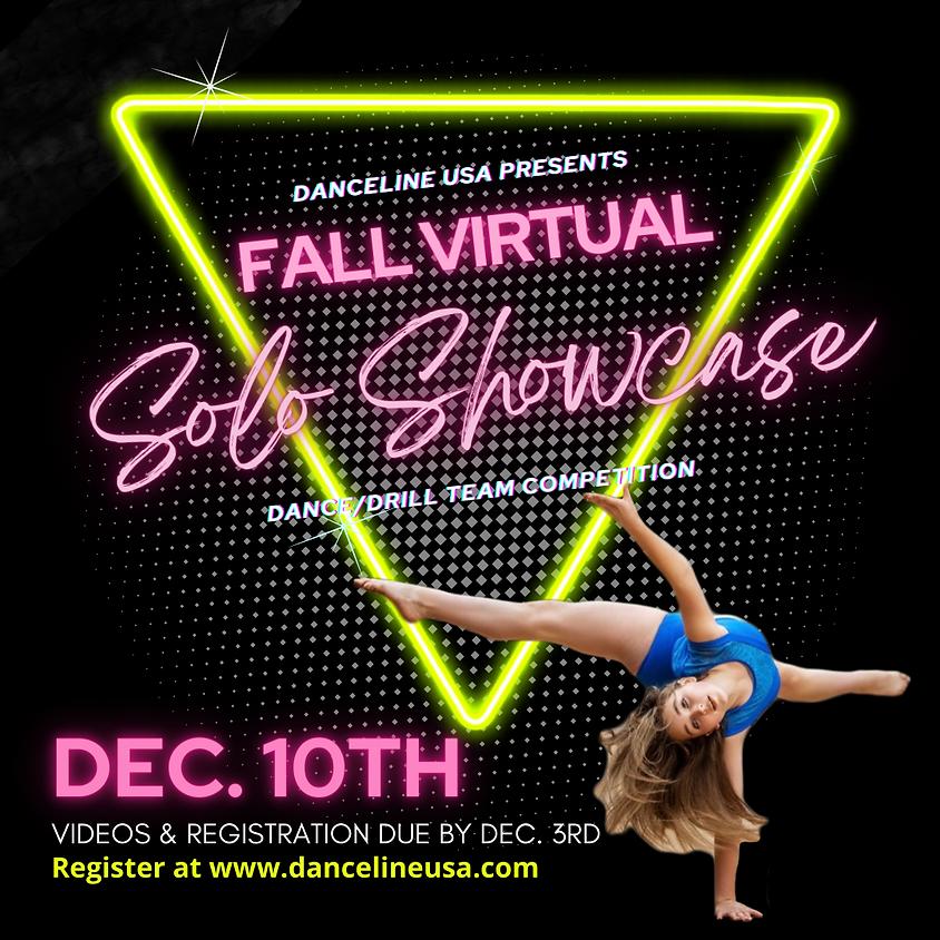 21 Fall Virtual Solo Showcase