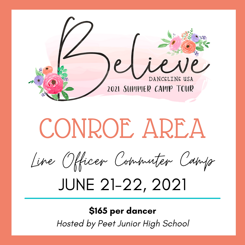 Conroe Area Line Officer Camp