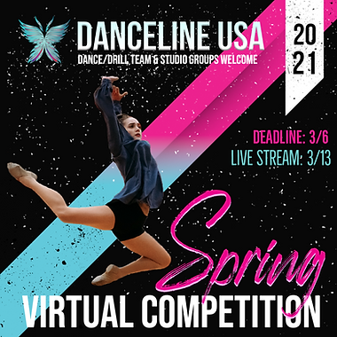 Spring Virtual Competition